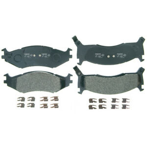 Disc Brake Pad Set Front Federated MD521