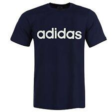 Adidas Camiseta Hombre Zapatillas S M L XL 2XL XXL Algodón Nuevo 3S