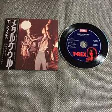 T Rex Marc Bolan CD Single Card Sleeve Metal Guru / Lady