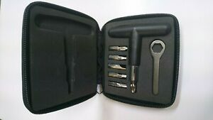 snowboard binding tool screwdriver spanner pocket size padded protective case