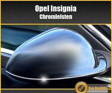 Opel Insignia -3M Chrom-Leisten Zierleisten Außenspiegel Spiegel VORNE