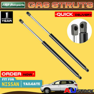 2x For Nissan Pathfinder R51 Series 2005 2006 2007 2008-2013 Tailgate Gas Struts