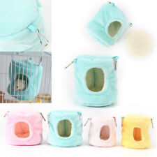 warm hammock animal rat hedgAuog squirrel house bed nest with pad for cage _es