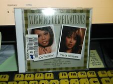WINNING COMBINATIONS WITH CECE PENISTON AND VESTA WILLIAMS CD-BRAND NEW
