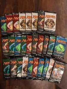 28x Tenth 10th Edition Booster Packs, MTG Magic, New & Sealed, English