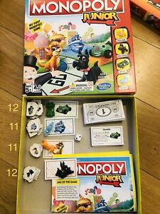 Monopoly Junior - Family Board Game