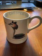 Emma Bridgewater Crested Grebe 1/2 Pint Mug