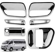 Doors Handle Bowl Inner Cover Chrome For Toyota Hiace Commuter Van 2005 - 2017