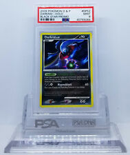 Pokemon BLACK STAR PROMO DARKRAI #DP52 HOLO FOIL PROMO CARD PSA 9 MINT #*