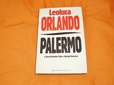 leoluca orlando palermo mondadori editore 1990