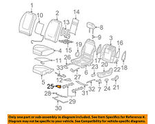 GM OEM Front Seat-Seat Motor Left 22718107