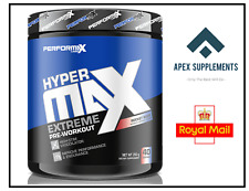 Performax Labs HyperMax Extreme Pre-Workout (40 servings) High Stim Pump Energy