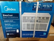 Midea Easy Cool Room Air Conditioner MAW10R1BWT 10000 BTU Remote