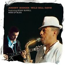 Johnny Hodges / Wild - Mess Of Blues Featuring Grant Green [New CD] Sp