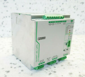 PHOENIX CONTACT QUINT-UPS/1AC/1AC/500VA (2320270) INDUSTRIELLE USV-ANLAGE