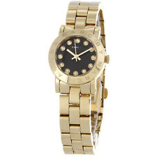 Marc by Marc Jacobs MBM3336 Amy Mini Watch Women's Gold-toned Watch New in Box