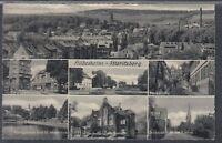 45602) Mehrbild AK Hildesheim Moritzberg 1959