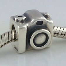 Authentic Pandora Camera Retired Sterling Silver Charm, 790961, New
