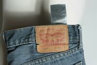 Vintage Levi's 559 Men's Blue Jeans SIZE W32 L30 RELAXED STRAIGHT FIT
