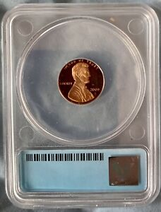 2009S Lincoln Cent ANACS PR70 DCAM 1st Day Of Issue