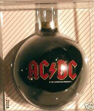 AC/DC Santas Rock Shop Collectible Christmas Ornament dated 1997 NEW