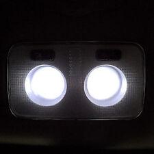 3 ampoules à  LED blanc lumière plafonnier avant et arrière pour Alfa Romeo 147