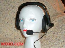Headset & BOOM MIC 4 Elecraft K3 KX3 KENWOOD TS 440 450 950 2000 & Alinco
