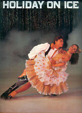 HOLIDAY ON ICE SOUVENIR PROGRAM FULL COLOR  1988