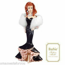 Hallmark 2010 The Siren Barbie Doll Ornament