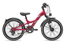Kinderrad S'cool XXlite Comp 20 Zoll 7-Gang dark red matt | Scool 6024