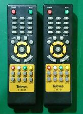 Mando control remoto iR TELEVES 711701