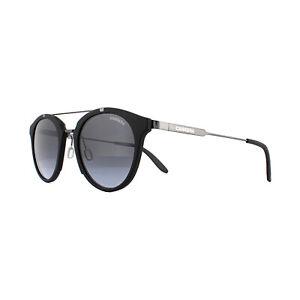 Carrera Sunglasses 126/S QGG HD Black Dark Ruthenium Gray Gradient