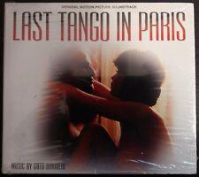 Gato Barbieri – Last Tango In Paris Cd Colonna Sonora Still Sealed Digipack