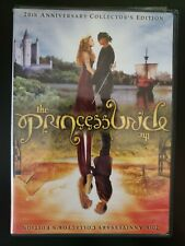 The Princess Bride Dvd 20th Anniversary Collector's Edition Buy 2 Get 1 Free