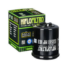 HF183 HI-FLO FILTRO OLIO Peugeot 250 Sat RS / Black Sat 08-12