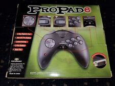 NEW ProPad 6 Controller Game Pad Retro Gaming PC Windows Vintage Stock