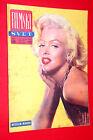 MARILYN MONROE ON COVER 1958 MEGA RARE EXYU MOVIE MAGAZINE
