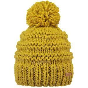 Barts Jasmin Beanie Hat Yellow