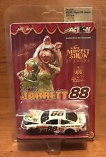 DALE JARRETT #88 THE MUPPET SHOW 25 YRS. 2002 ACTION 1:64 DIE CAST ONE OF 22,824