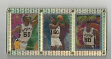 Not Autographed Single Basketball Trading Cards 1994-95 Season