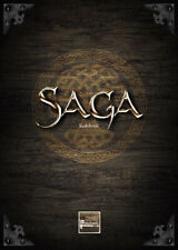SAGA Core Rule Book 2nd Edition New Free Shipping!