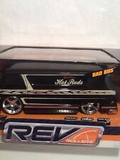 Rev Roller Bad Bus Hot Rods Color Black