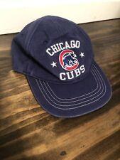 47 Brand Navy Blue Baby Infant newborn boys Chicago Cubs Baseball hat cap MLB