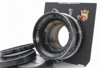 Fuji Fujinon WS 250mm f/6.7 f 6.7 Lens w/Seiko Shutter Wista Board *251218