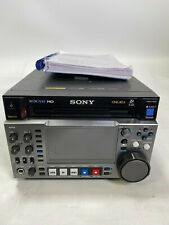 Sony PDW-F1600 XDCAM HD Player Recorder