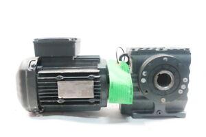 Sew Eurodrive SA57/TDRE80M4 Gearmotor 60rpm 3ph 1hp 480v-ac