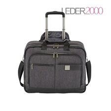 Titan Koffer Business Wheeler Power Pack Mixed Grey Piloten Akten Bordgepäck
