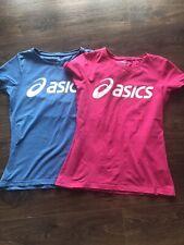 Ladies Asics Tshirts Size M