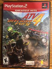 ATV Offroad Fury 4 - PlayStation 2 NEW!