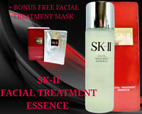SK-II SK2 FACIAL TREATMENT ESSENCE TONER PITERA JAPAN 75ML 2.5OZ FREE GIFT